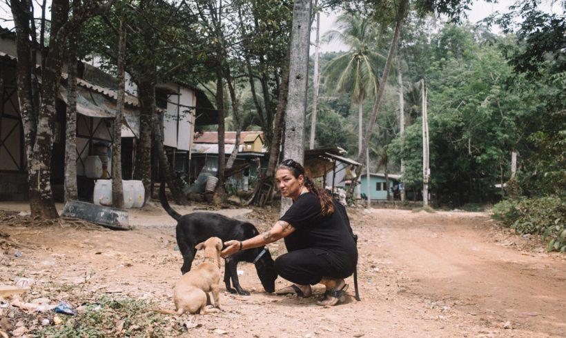 Tina Moeller – Hauptverantwortliche – Mitglied Tierschutzgruppe