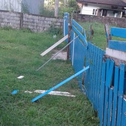 U. Ooi – Spende Erneuerung Zaun