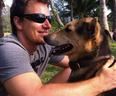 John (Jean Pascal Müller) – Mitglied Tierschutzgruppe