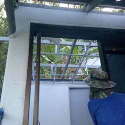 Dach der Quarantäne muss neu gedeckt werden