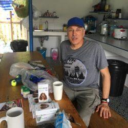 Der erfahrene Tierschützer Rolf Keller besucht uns auf Place of Hope
