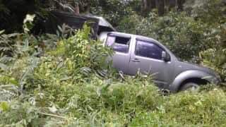 Unfall mit Kastrationsfahrzeug